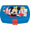 Mickey Lol Junior Latch 2 Sandwich Box
