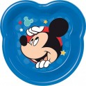 Mickey Lol Shaped Plate
