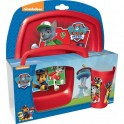 Paw Patrol Canine Duty 3pc Square Set