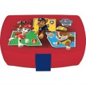 Paw Patrol Canine Duty Junior Latch 2 Sandwich Box
