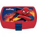 Spider-man Go Junior Latch 2 Sandwich Box