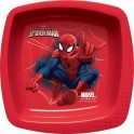 Spider-man Go Square Shaped Bowl