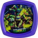 TMNT Fighters Square Shaped Plate