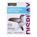 Meeco A4 Laminating Pouch 150 Micron 100s