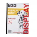 Meeco Economy A4 Display Book 10 Pockets