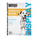 Meeco Economy A3 Display Book 20 Pockets
