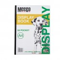 Meeco Economy A4 Display Book 50 Pockets