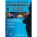 Mind Action Series - Geometry Workbook Grade 8 - CAPS
