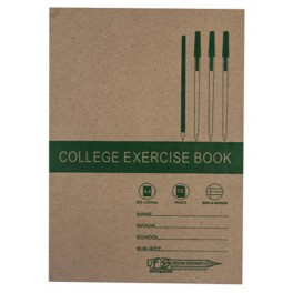 Freedom Stationery A4 72pg I & M Exercise Book