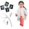 Our Generation Speciality Doll Nicola the Family Doctor