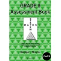 Grade 8 Mathematics Assessment Book
