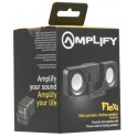 Amplify Flexi Speaker Mini Portable Phone Cradle And Folding Speaker