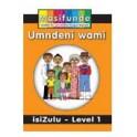 Masifunde Zulu Reader – Level 1 – Umndeni wami (My family)