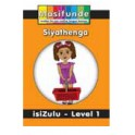 Masifunde Zulu Reader - Level 1 - Siyathenga (We go shopping)