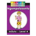 Masifunde Zulu Reader – Level 4 – Ngempelasonto (On the weekend)