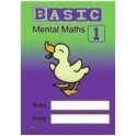 Basic Mental Maths Gr 1 (A5)