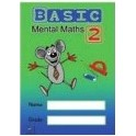 Basic Mental Maths Gr 2  (A5)