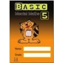 Basic Mental Maths Gr 5  (A5)