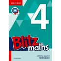 Blitz Mental Maths English Grade 4 Workbook