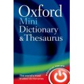 Oxford Mini Dictionary and Thesaurus 2e