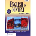 English in Context Grade 10 Learner's Book
