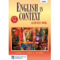 English in Context Grade 11 Learner's Book