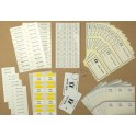 Tower Personalised Label Pack Voucher (236 Labels + 2 Bag tags)