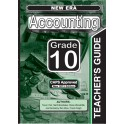 New Era Accounting Grade 10 Teacher's Guide