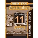 New Era Accounting Grade 11 Teacher's Guide