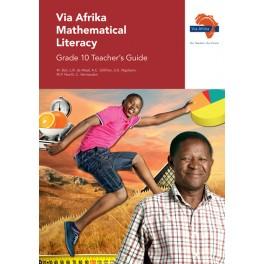 Via Afrika Mathematical Literacy Grade 10 Teacher's Guide