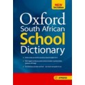 Oxford South African School Dictionary 3e Hardback