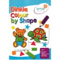 Dinkie Colour by Shape A5