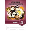 Clever Comprehension Book 4 (Sassoon Font)