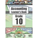 New Era Accounting Grade 10 Learner's Book