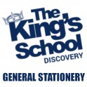 The Kings School Discovery General Stationery Grade 10 2021