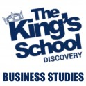 The Kings School Discovery Requirements for Business Studies Grade 11 2021