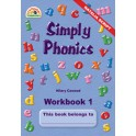 Simply Phonics - Workbook 1 (Natalia)