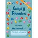 Simply Phonics - Workbook 1 (Print)