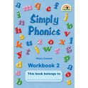 Simply Phonics - Workbook 2