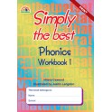 Simply the Best - Phonics Workbook 1 - Print