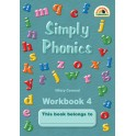 Simply Phonics - Workbook 4