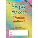 Simply the Best - Phonics Workbook 2 - Natalia