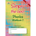Simply the Best - Phonics Workbook 2 - Print